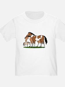 Happy Indian Horses T