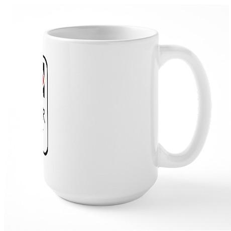 Attitude Event Planner Large Mug