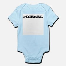 Diesel Hashtag Body Suit