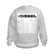 Diesel Hashtag Sweatshirt