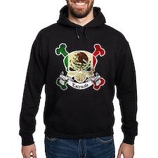 Estrada Skull Hoodie