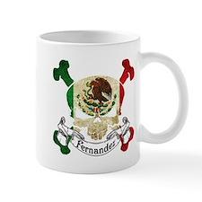 Fernandez Skull Mug