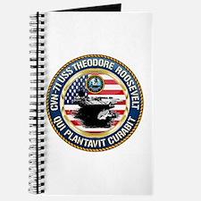 CVN-71 USS Theodore Roosevelt Journal