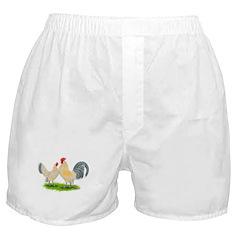 Porcelain Dutch Bantams Boxer Shorts