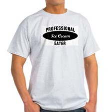 Pro Ice Cream eater T-Shirt