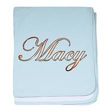Macy baby blanket
