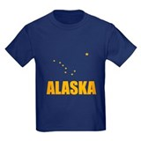Alaska Kids T-shirts (Dark)