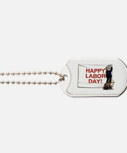 Labor Day Dog Tags