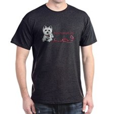 Westhighland White Terrier Re T-Shirt