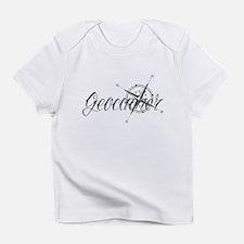 Geocaching Tattoo Compass Infant T-Shirt