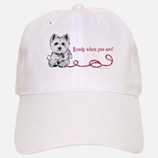 Westhighland White Terrier Re Baseball Baseball Cap