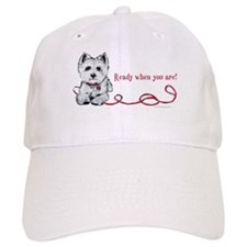Westhighland White Terrier Re Baseball Cap