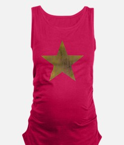 star.png Maternity Tank Top