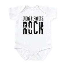 Event Planners Rock Infant Bodysuit