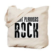 Event Planners Rock Tote Bag