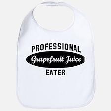 Pro Grapefruit Juice eater Bib