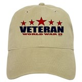 Afghanistan veteran Hats & Caps