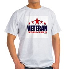 Veteran World War II T-Shirt