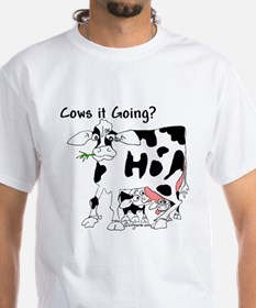Cartoon Cow Shirt