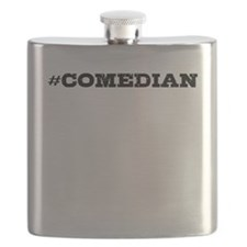 Comedian Hashtag Flask
