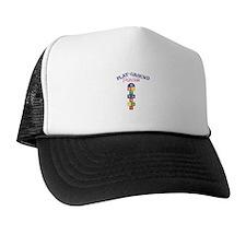 Play-ground Princess Trucker Hat