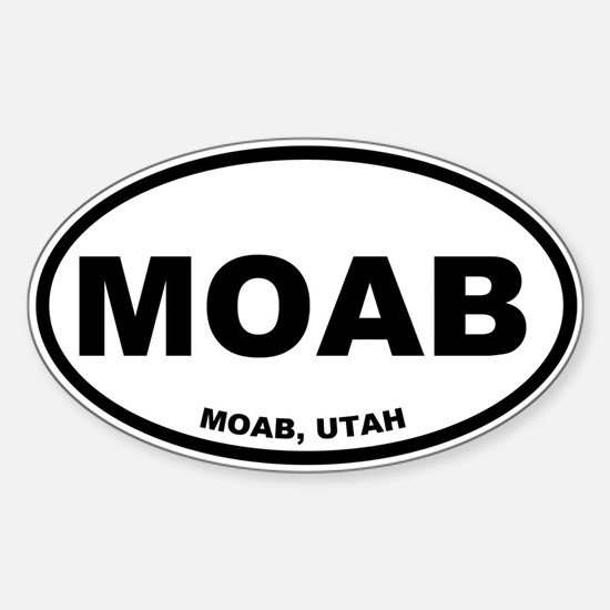 Moab Decal