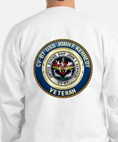 CV-67 USS John F. Kennedy Sweater