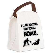 WAITING Canvas Lunch Bag