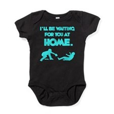 WAITING Baby Bodysuit