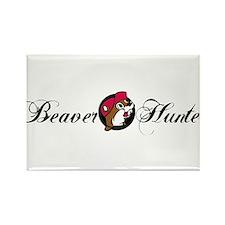 Beaver Hunter Magnets