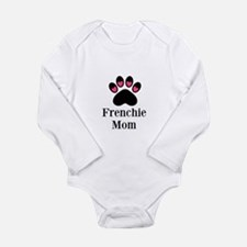 Frenchie Mom Paw Print Body Suit