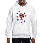 Independence Day Kitten Hooded Sweatshirt