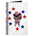 Independence Day Kitten Journal