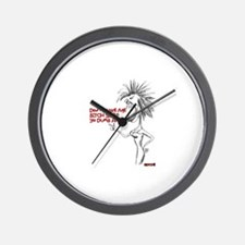 Unique Hop Wall Clock
