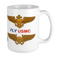 F-4 Phantom Ii Vmfa-122 Werewolves Coffee MugMugs