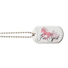 Free Spirit Dog Tags