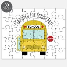 I Survied The School Bus Puzzle