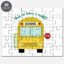 This Is How I Roll! Puzzle