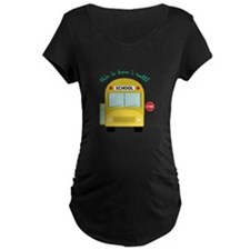 This Is How I Roll! Maternity T-Shirt