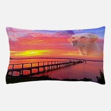 Blond Labrador Retriever Pillow Case