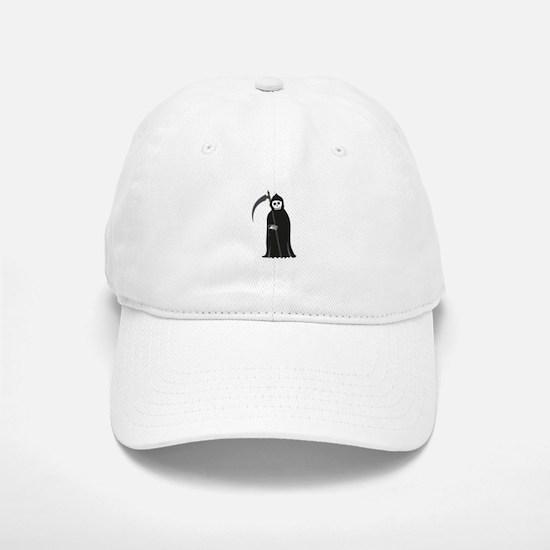 Grim Reaper Baseball Cap