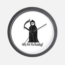 Why Are You Running? Wall Clock