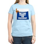 Mittens Romney for Precedent Women's Light T-Shirt