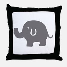 Cool Elephant lover Throw Pillow
