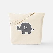 Unique I love elephants Tote Bag