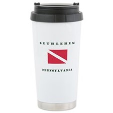 Bethlehem Pennsylvania Dive Travel Mug