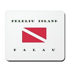 Peleliu Island Palau Dive Mousepad