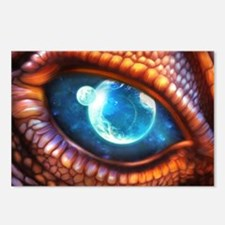 Dragon Eye Postcards (Package of 8)