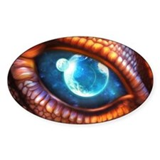 Dragon Eye Decal