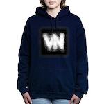 VN Logo Women's Hooded Sweatshirt